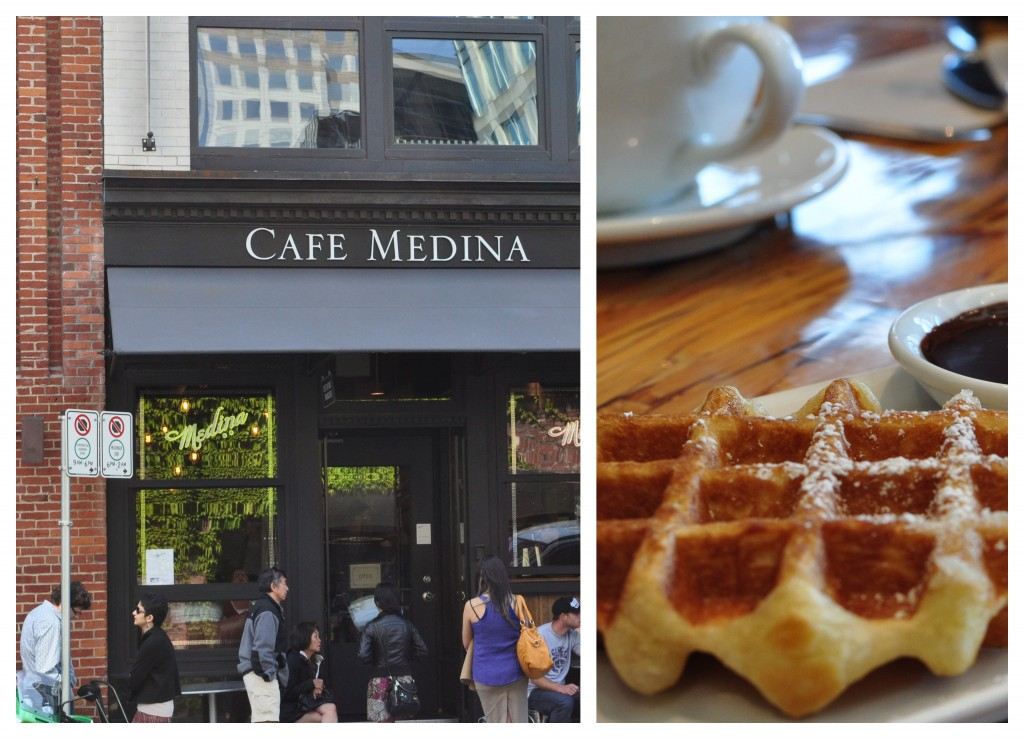 Cafe Medina in Vancouver Review