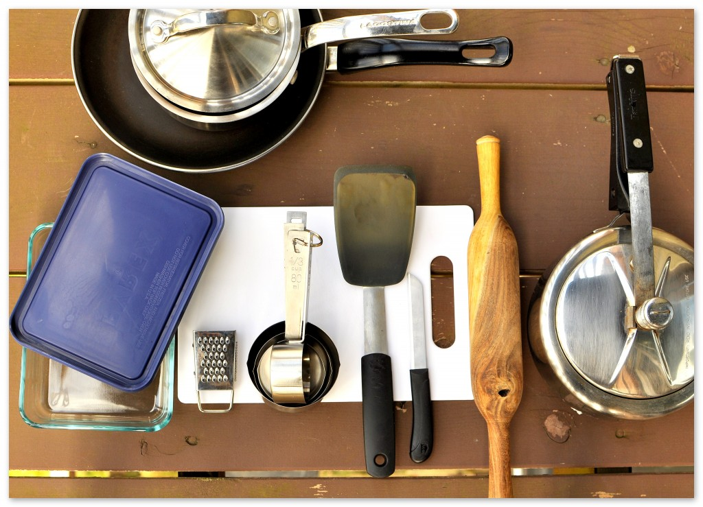 Kitchen Essentials Utensils